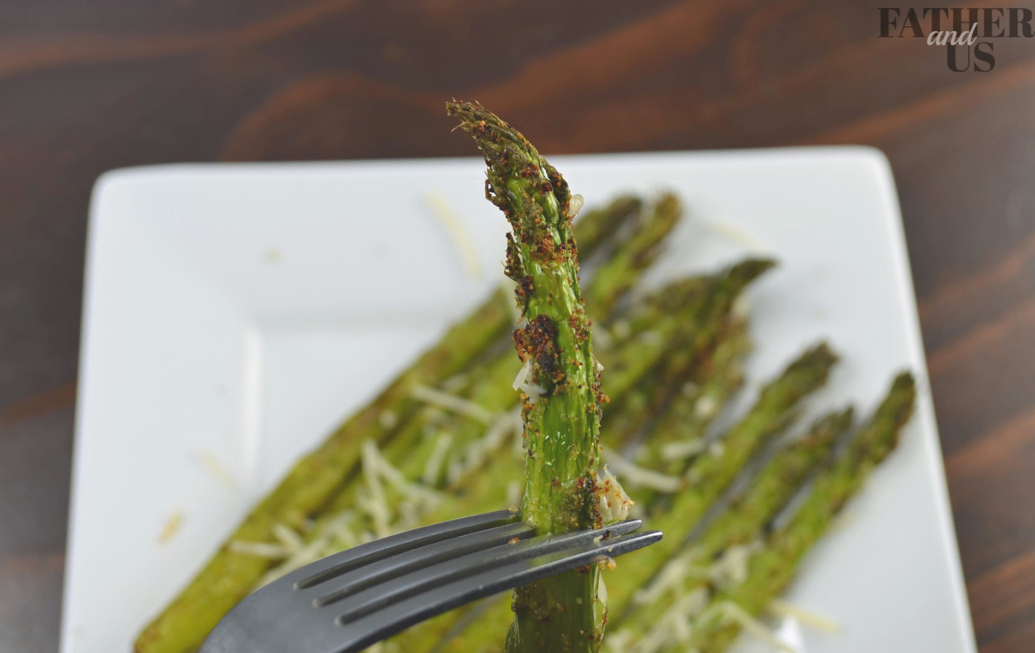 Air Fryer Asparagus RecipeAir Fryer Asparagus Recipe
