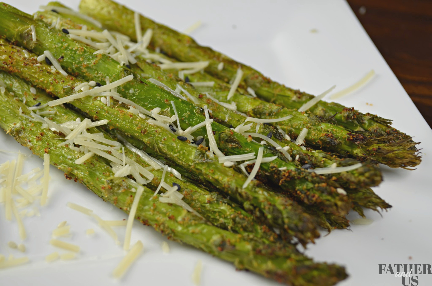Air Fryer Asparagus