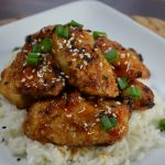 Air Fryer General Tso Chicken