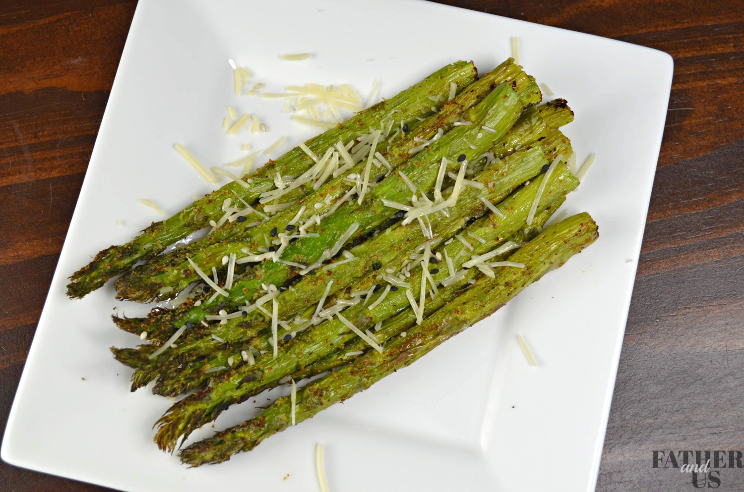 Asparagus In The Air Fryer