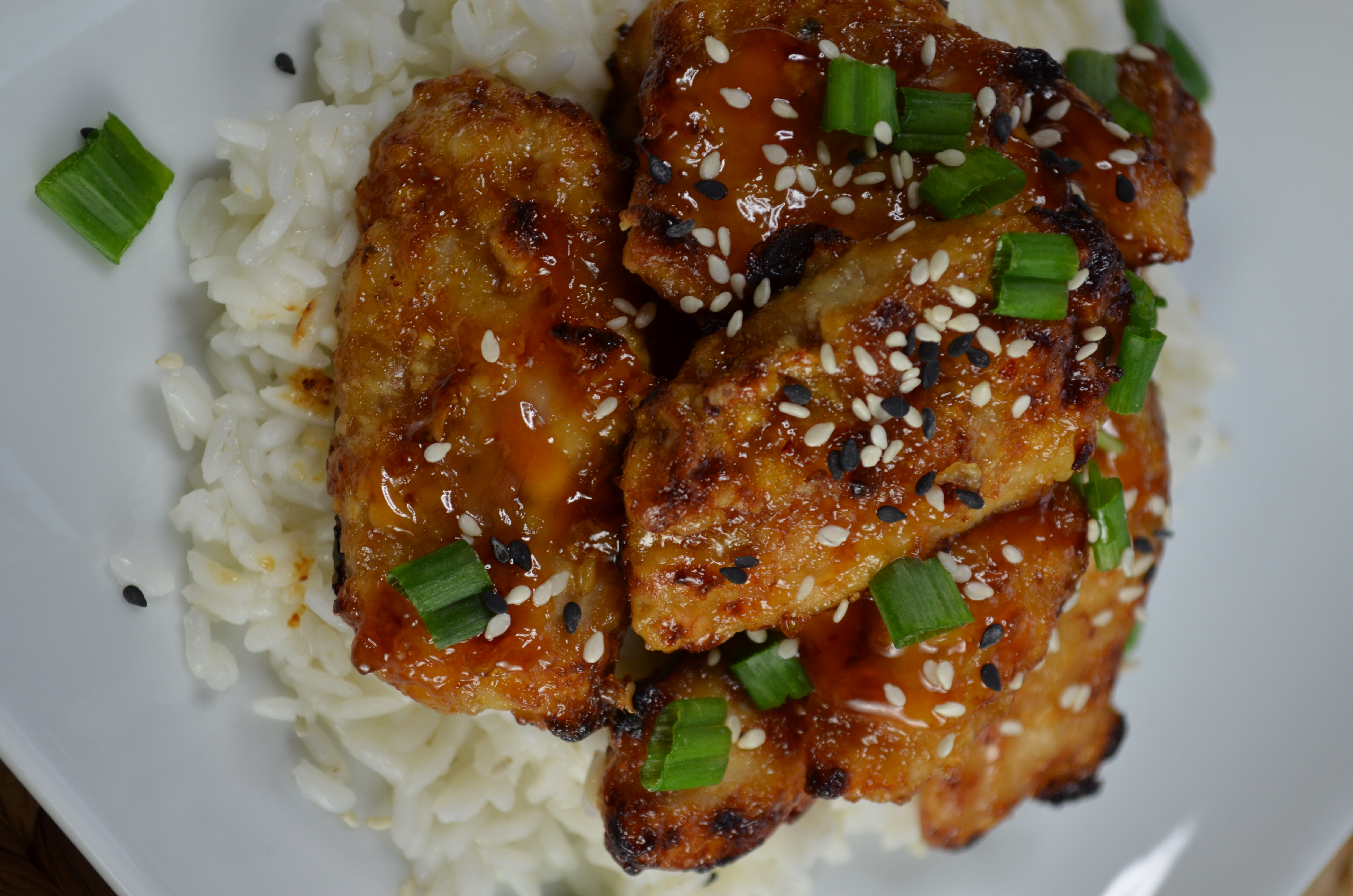 Easy Air Fryer General Tso Chicken
