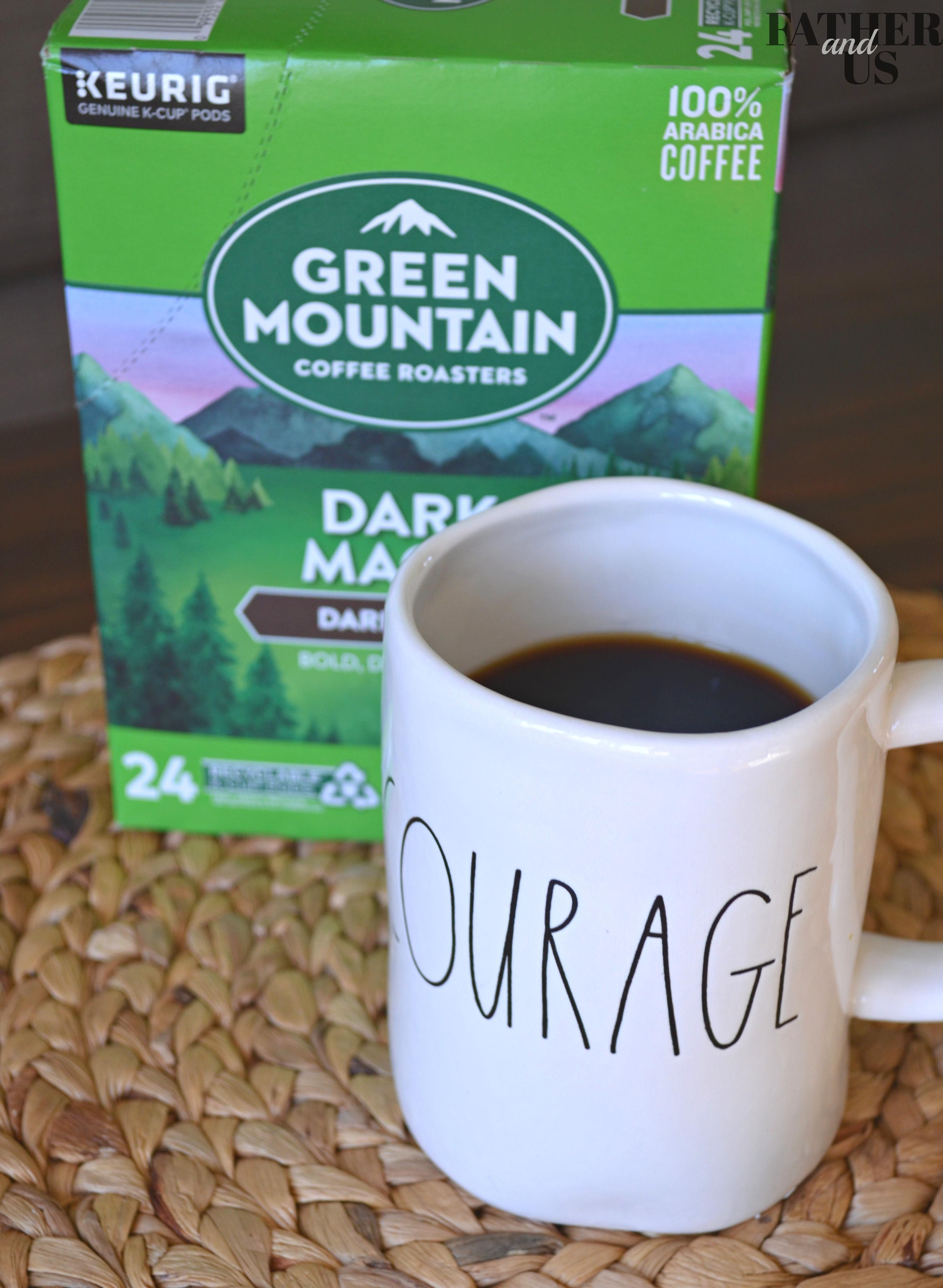 Green Mountain Coffee Brewed