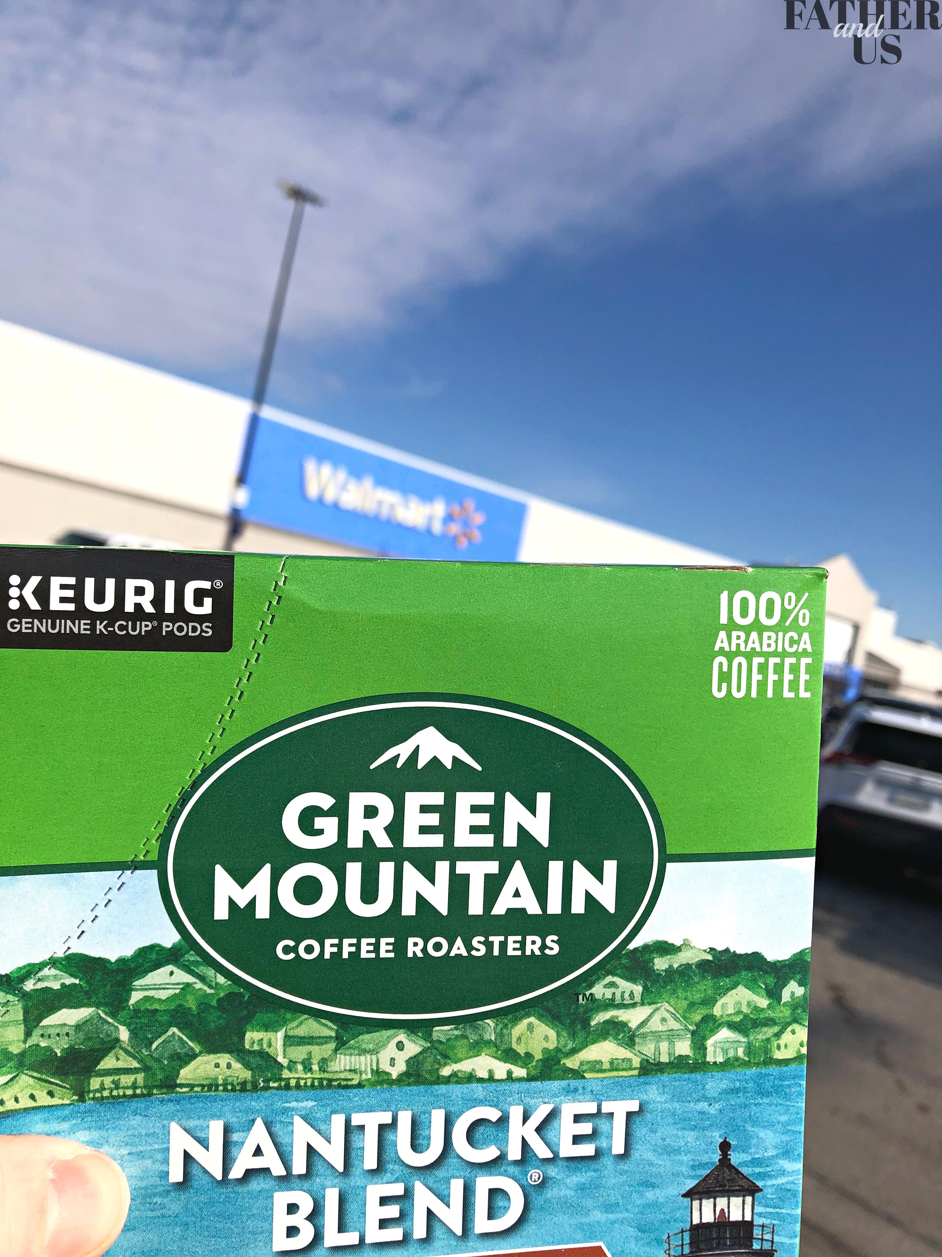 Green Mountain Coffee at Walmart1