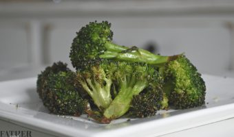 Easy Air Fryer Broccoli Recipe