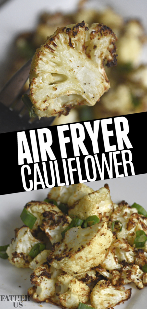 Air Fryer Cauliflower Pin 1