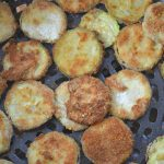 Air Fryer Zucchini Chips Instructions 6