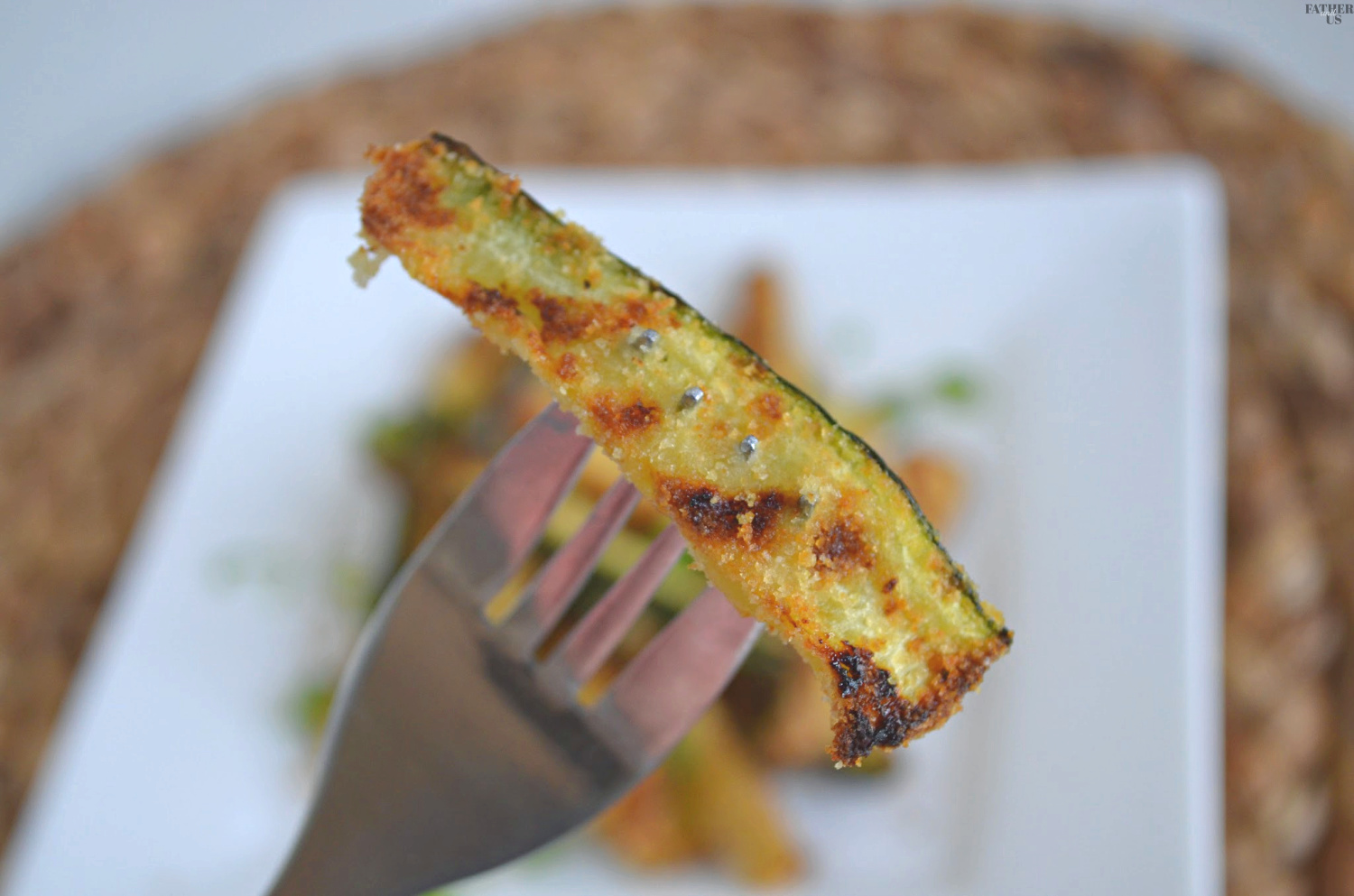 How To Cook Air Fryer Zucchini Fries