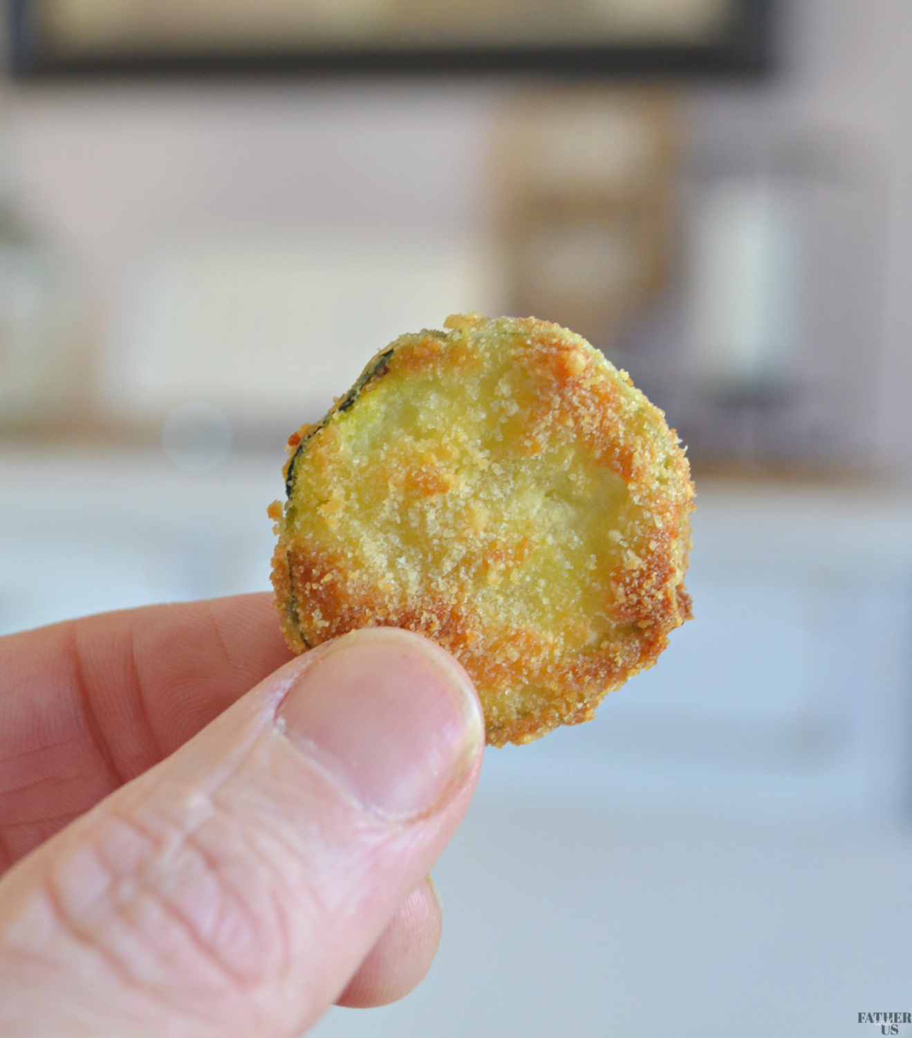 How To Make Air Fryer Zucchini Chips