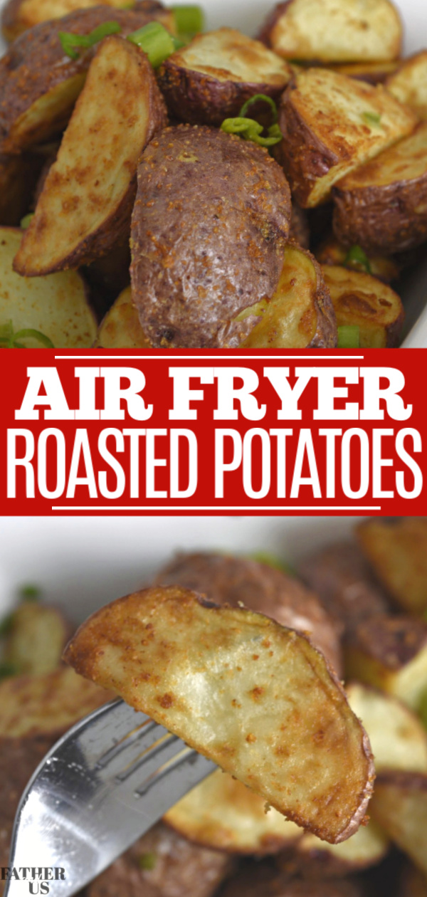 Air Fryer Potatoes Pin 3
