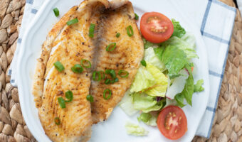 Air Fryer Tilapia